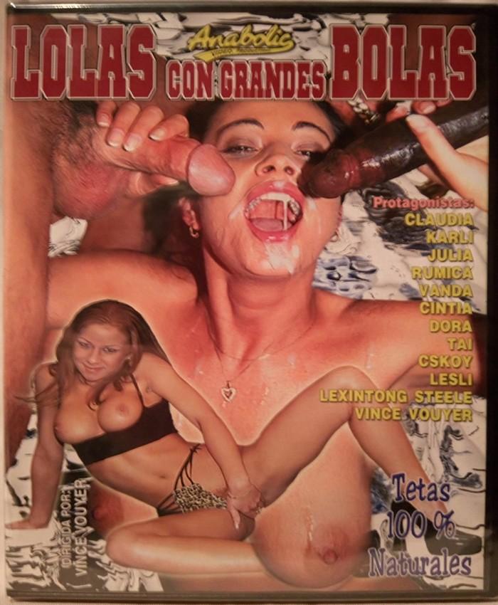 LOLAS CON GRANDES BOLAS