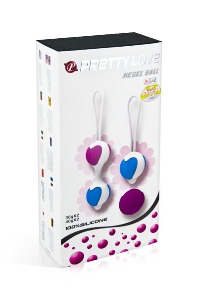 PRETTY LOVE HEART KEGEL BALL