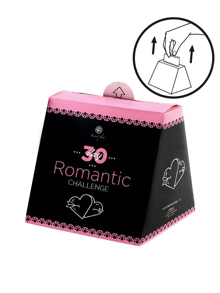 30 DAY ROMANTIC CHALLENGE