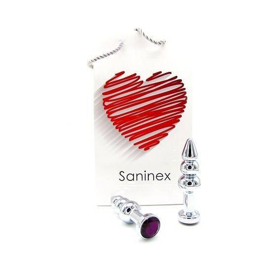 SANINEX PLUG METAL 3D COMMITED DIAMOND