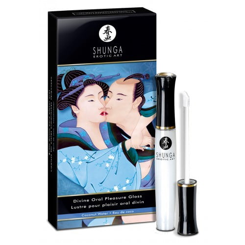 SHUNGA COCONUT ORAL PLEASURE