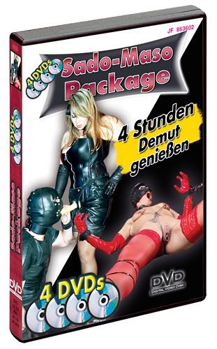 PACK 4 DVD SADO_MASOQUISMO